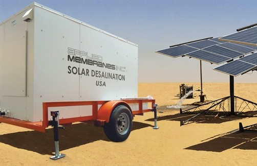 400 Solar Powered Mobile Water Treatment Systems Deployed to Stop Cholera Outbreak