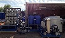 Desalination RO System for Avocado Irrigation
