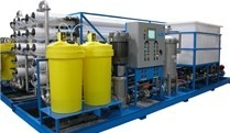 RO System for Boiler Feed Water for Food Processing