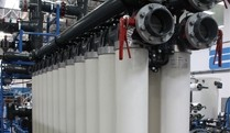 1.2 MGD Ultrafiltration Water Treatment for Food Processing Plant