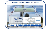 2 Million GPD Wastewater Reuse Water Purification System | Applied Membranes, Inc.