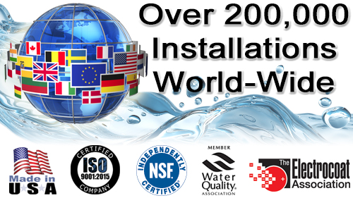 Applied Membranes Installations World-Wide