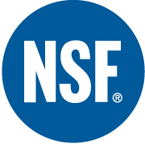 Harmsco Filter Cartridges are NSF Certified
