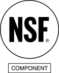 Select Omnipure filters are NSF Certified