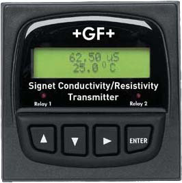GF Signet 8850 Panel Mount Conductivity, TDS, and Resistivity Transmitter