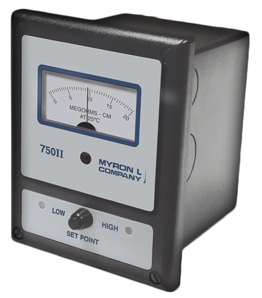 Myron L Analog Resistivity Monitor and System Controller