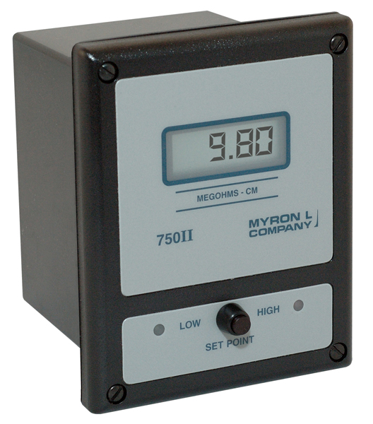 Myron L Digital Resistivity Monitor and System Controller