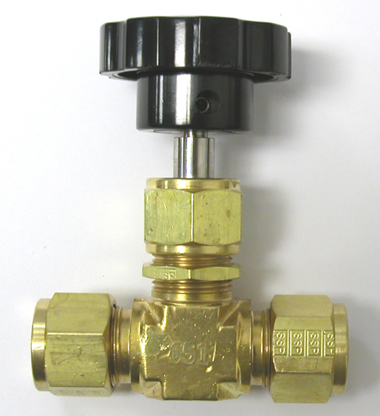 Brass Needle Valve RO Control Valve