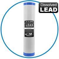 Water Filter To Remove Dissolved Lead Whole House Water Filtration
