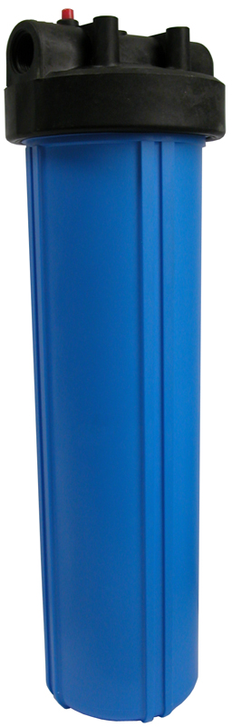 "AMI 20"" Big Blue w/ Pressure Relief Filter Housing"