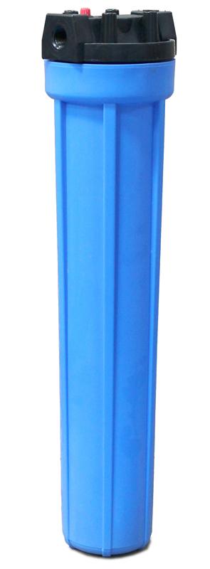 "AMI 20"" Standard w Pressure Relief Filter Housing"