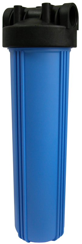 "AMI 20"" Big Blue w/o Pressure Relief Filter Housing"