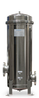 316SS Commercial Water Liquid Filter Housing for 22 30-inch Filter Cartridges