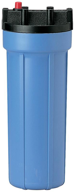 10 Slim Line Blue Pentek Filter Housing