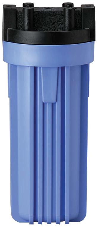 10 Standard Blue Pentek Filter Housing