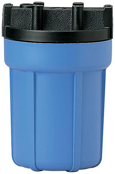 5 Slim Line Blue Pentek Filter Housing
