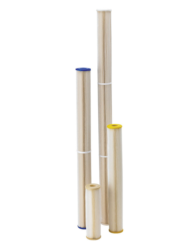 Pentek ECP Pleated Sediment Filter