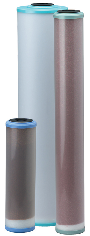 Pentek WS Series Water Softening Cartridges
