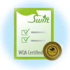 Swift Green Filters are WQA Gold Seal Certified