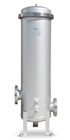 Stainless Steel Water Filter Housings Liquid Filtration Vessels