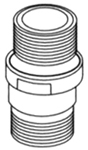 Connector for Media Filter Tank
