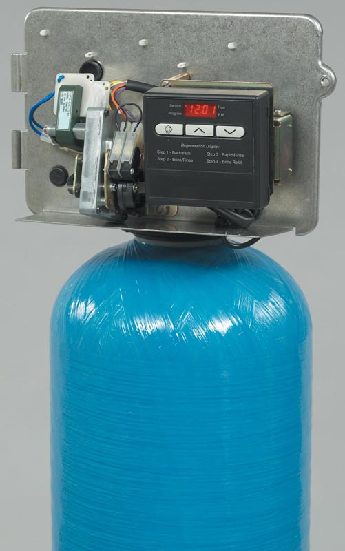 Fleck 2510 Electronic Valve Without Cover