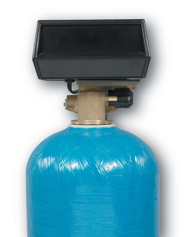 Fleck 4650 Hot Water Control Valve Front