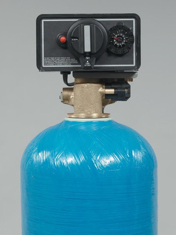Fleck 4650 Hot Water Control Valve No Cover