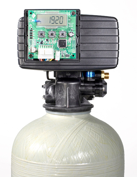 Fleck 5600SXT Electronic Valve Without Cover