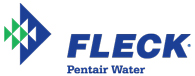 Pentair Fleck Control Valve for Metered Water Softeners