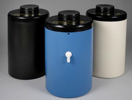 Potassium Permanganate Feeders for Manganese Greensand Iron Filters