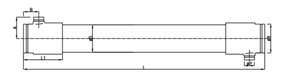 AMI Tubular UF Membrane with CPVC Housing