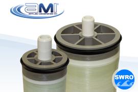 AMI Seawater Reverse Osmosis Membranes - SWRO Membranes