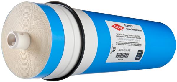 500 GPD DOW FilmTec TW30-3012-500  Membrane Element
