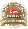 Genuine DOW FilmTec Membranes