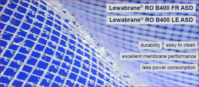 Lanxess Lewabrane ASD Feed Channel Spacer