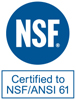 LG SWRO Membranes are NSF Certified