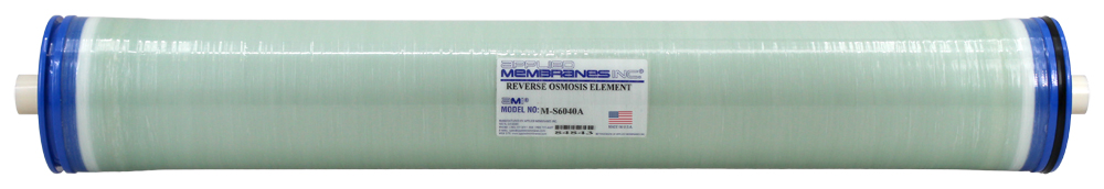 Applied Membranes 6x40 Seawater RO Membrane Element Replaces SW30-6040