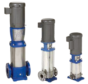 Goulds e-SV Vertical Multi-Stage High Pressure Pump