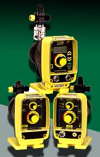 LMI Chemical Metering Pumps  AA Series