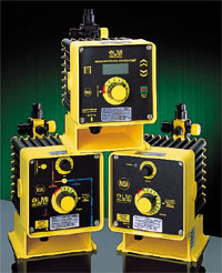 LMI Chemical Metering Pumps B and C Series