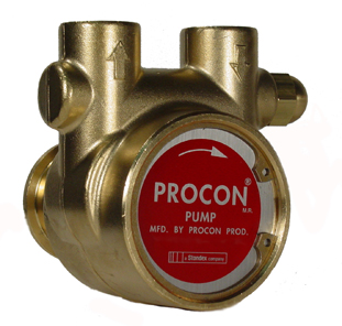 Procon Commercial RO Pumps Series 4