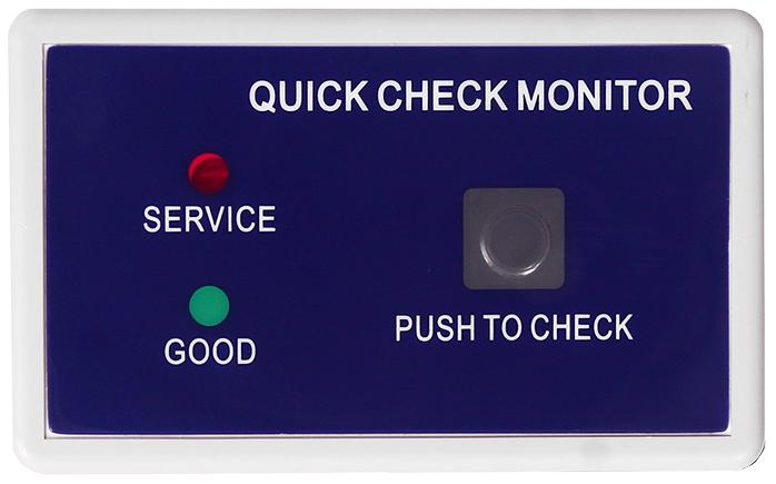QC-1 Single Inline TDS Monitor
