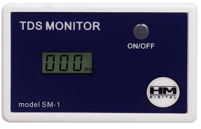 SM-1 Single Inline TDS Monitor