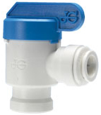 John Guest Ball Valve Elbow
