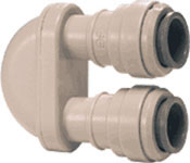 John Guest U-Bend Quick Connect Fittings