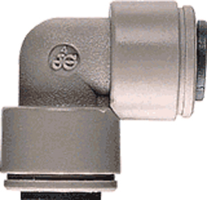 John Guest Union Elbow for Aquatec Pump