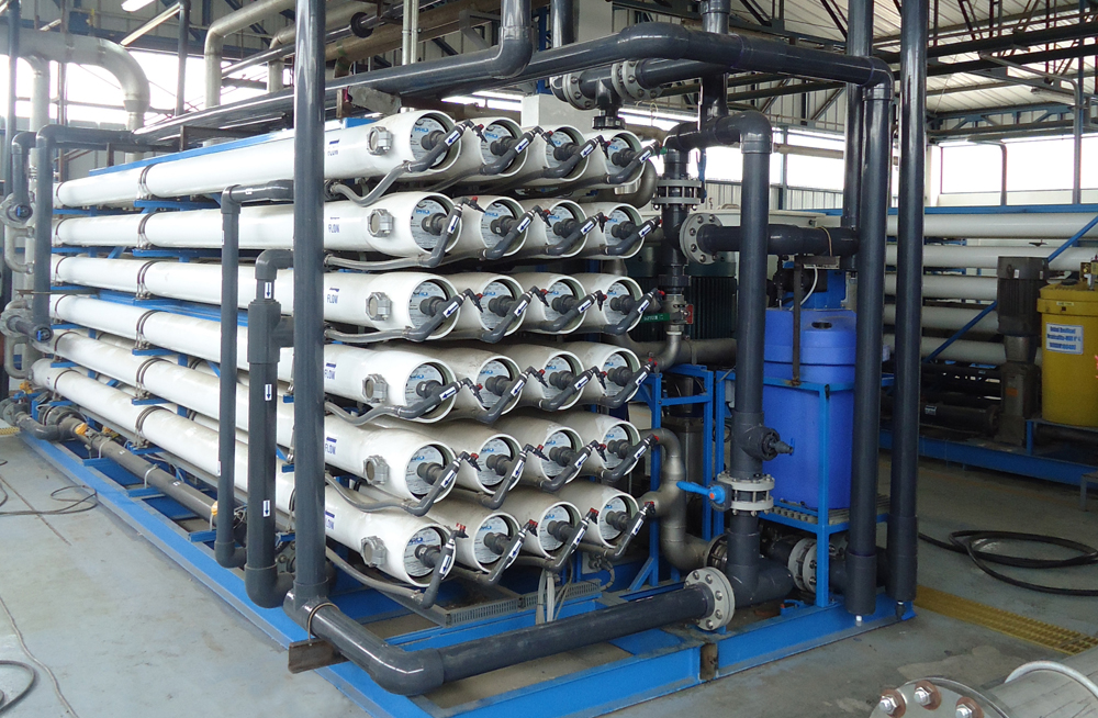AMI Commercial Industrial Reverse Osmosis Water Filtration Systems