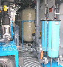 Mobile Water Treatment Systems