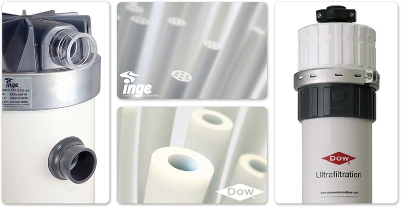 INGE Hollow Fiber Ultrafiltration Membrane Modules